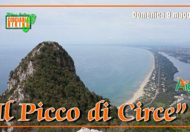 """""""Il Picco di Circe: nel cuore del Parco del Circeo"""""""