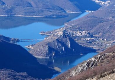 """Paganico Sabino (RM), """"Il Monte Cervia e le Gole dell'Obito"""""""