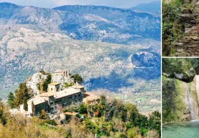 """""""Il Santuario della Mentorella e il sentiero dei Pellegrini"""""""
