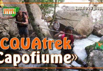"""AQUAtrek """"Capofiume"""""""