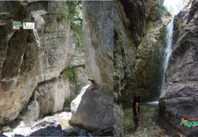 """""""Adventure acquatrek alle Gole del Lacerno"""""""
