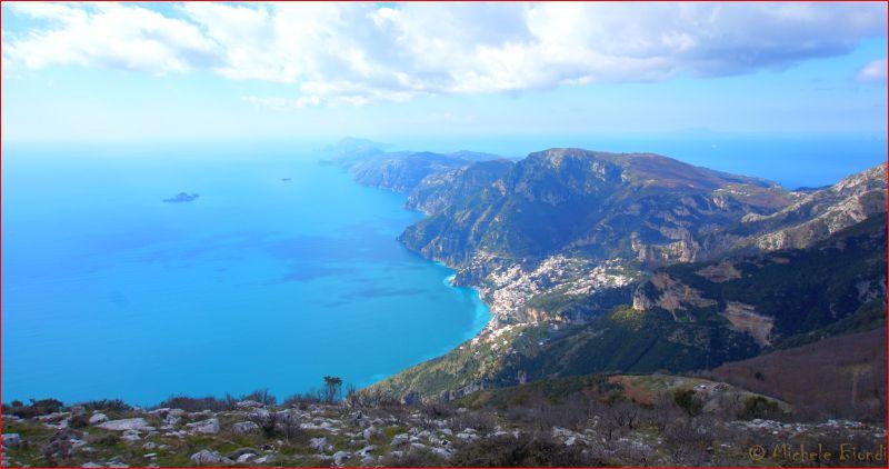 """Campania (NA), """"3 gg nella Costiera Amalfitana, sul Sentiero degli Dei, il monte Tre Calli e la Valle delle Ferriere"""""""