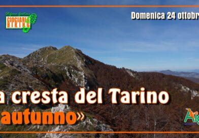 """Filettino (FR) – """"I colori dell'autunno sulle creste del Tarino"""""""