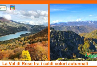 """""""La Val di Rose tra i caldi colori autunnali"""", Civitella Alfedena(AQ)"""